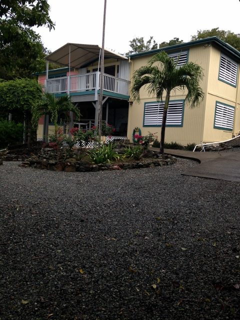 Well maintained classic Caribbean Cottage