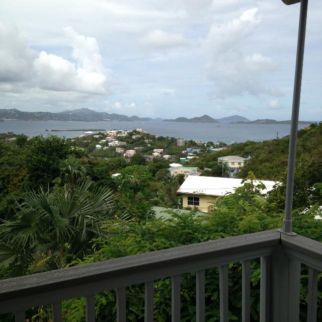 Great St. Thomas views!