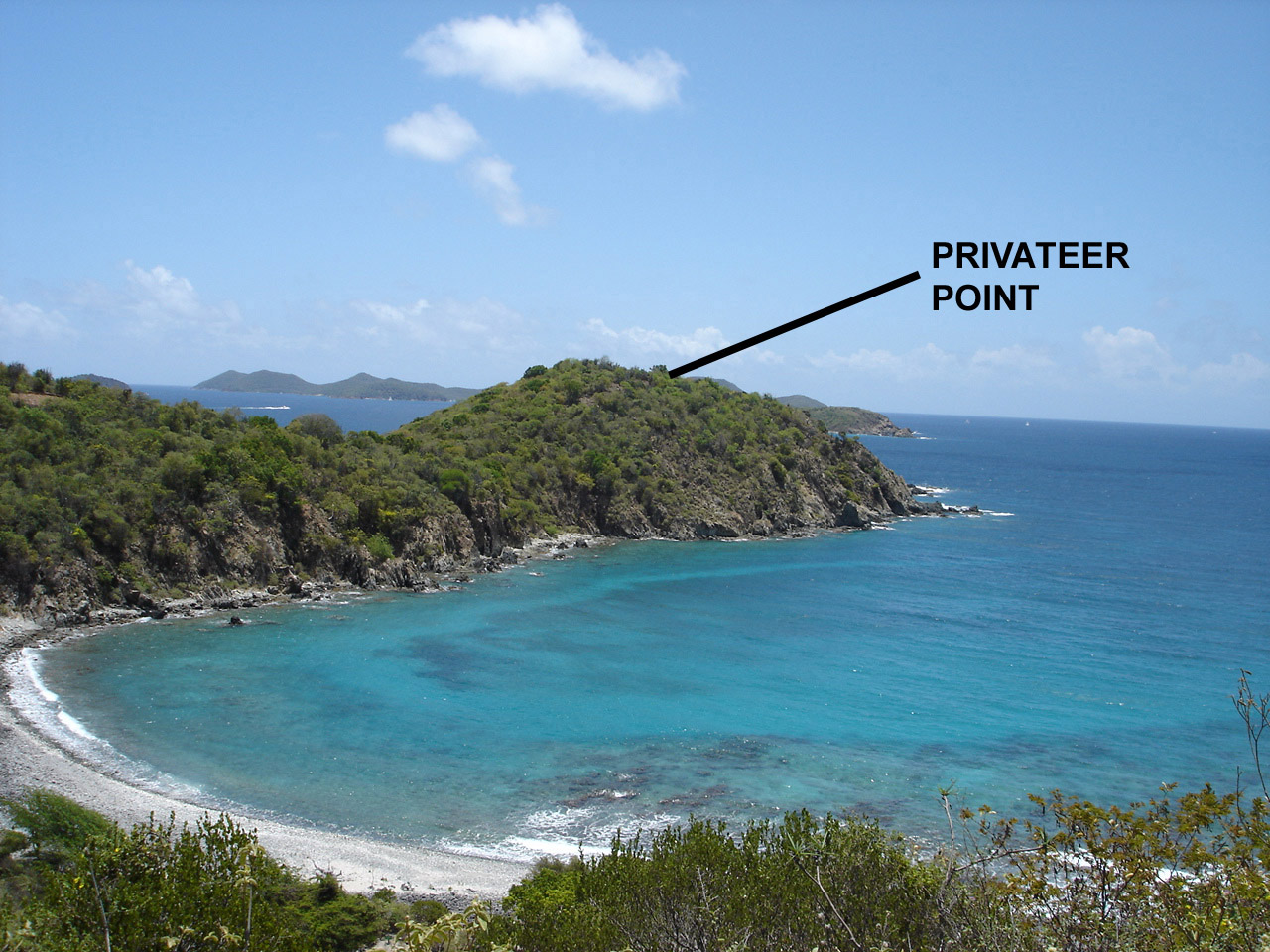 PRIVATEER PT AND BEACH