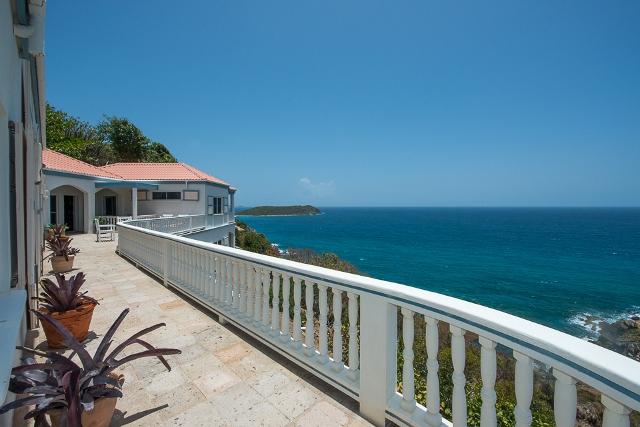 Stunning Caribbean views!