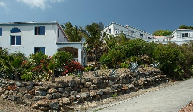 1 property; 2 exceptional villas
