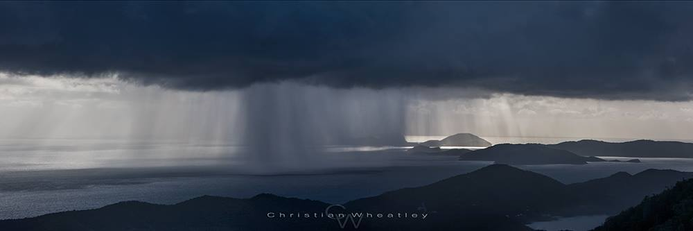 Christian Wheatley Rain Storm