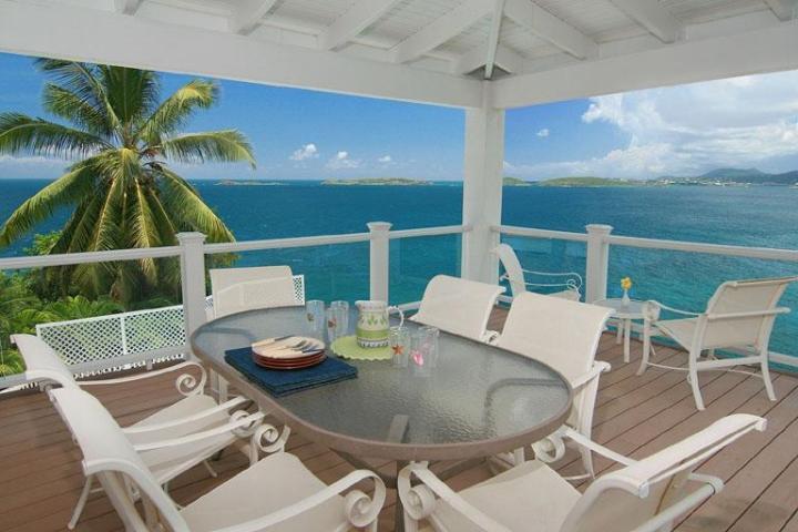 "Stunning views from ""Colibri"" villa"