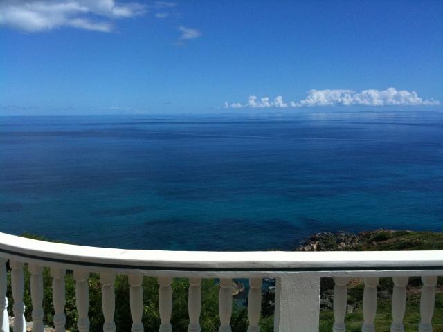 "Stunning water views from ""Acqua Blu"" in Boatman Point"