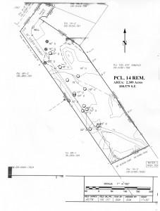 14 REM CA Survey Map