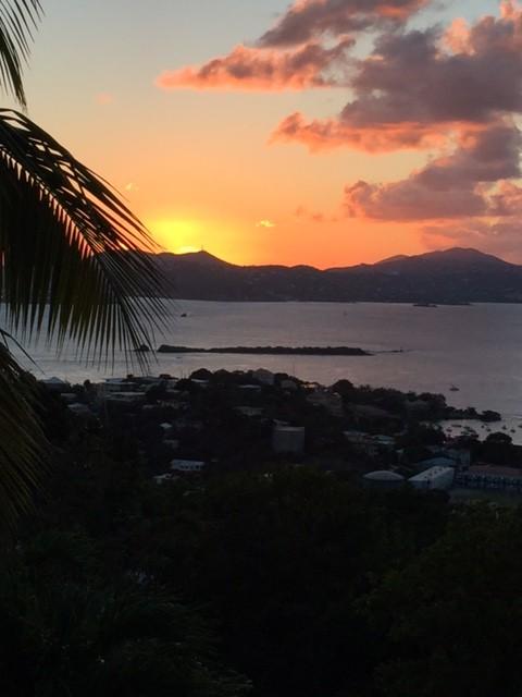 """""""Six Palms"""" sunset views"""