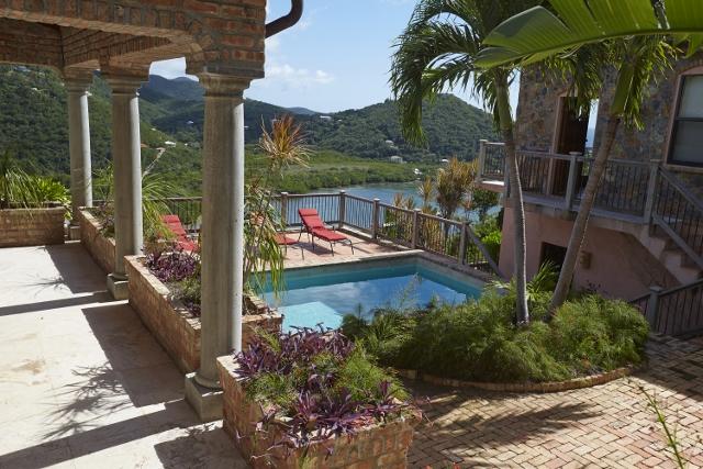"""Cara Mia"" - popular rental villa"